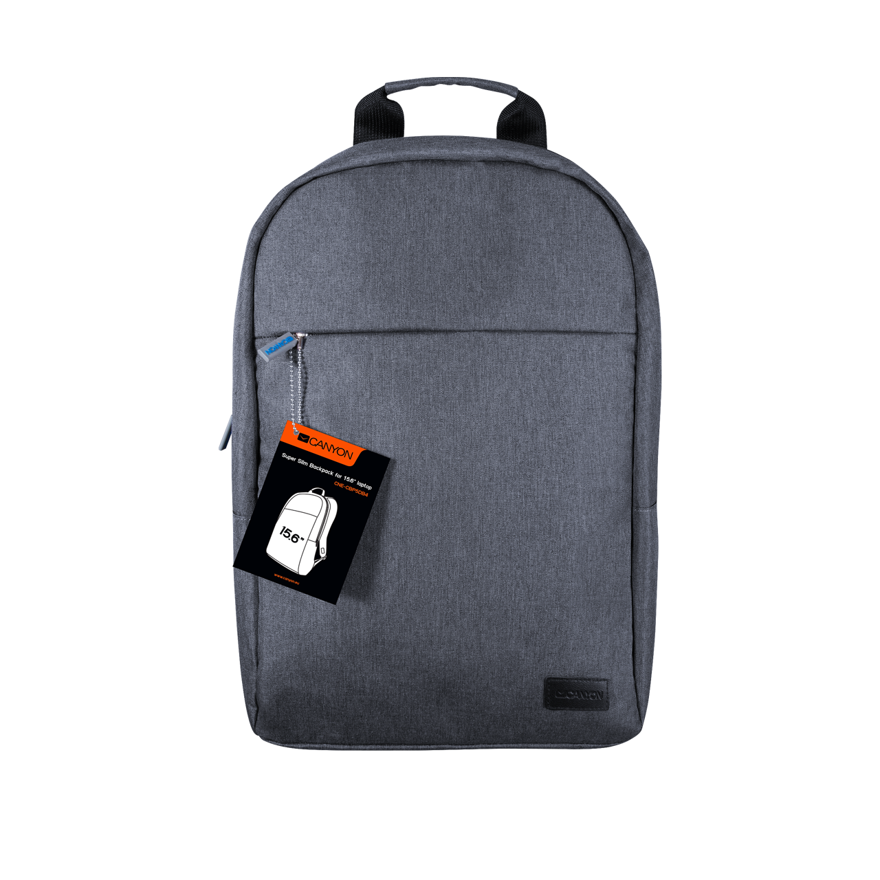 Сумка для ноутбука CANYON Super Slim Minimalistic Backpack for 15.6` laptops. (GSCNECBP5DB4) фото в интернет-магазине