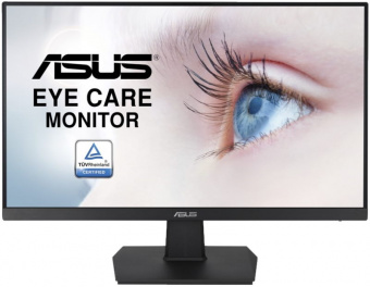 "23.8"" Asus VA24EHE черный IPS LED 5ms 16:9  250cd 1920x1080 75Hz D-Sub DVI HDM"